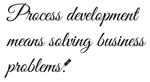 definition_Process Development